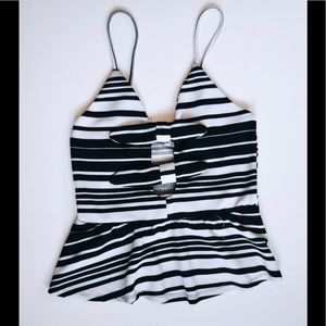 ☼4 for 20$☼Stripped Flare Top